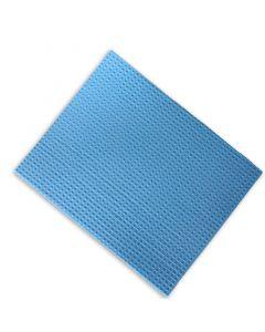 Schwammtuch, blau