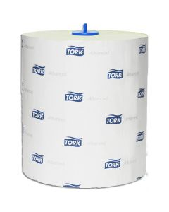 TORK handdoekrol Advanced, 2-laags, groen, tissue 150m-rol 290076 voor H1-systeem (TorkMatic-dispenser