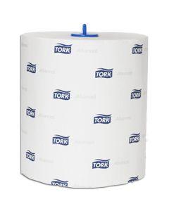 TORK handdoekrol Premium, 2-laags hoogwit TAD/tissue, 150m-rol 290067 voor H1-systeem TorkMatic-dispenser
