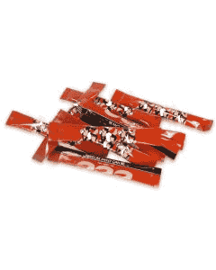 Suikersticks 11 cm, ''Coffee Grabbers'', witte fijngestampte suiker