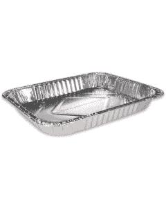 aluminium bakje gastronorm - 324x264mm (1/2GN), 2100 ml, Wegwerp-GN-schaal