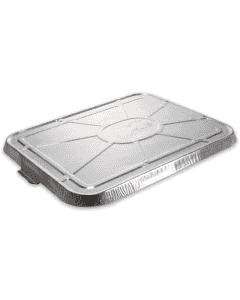 """Aludeckel für Alumenüschalen - """"Guten Appetit"""" - Alu-Deckel für Aluschalen 227x177mm"""