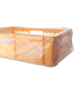 E2-zak voor vleeskratten (HDPE), bekledingszak voor E2-vleeskratten T18