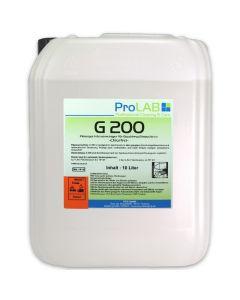 G-200 Gläserspülmittel für Spülmaschinen - flüssig (ProLAB), 10L Kanister