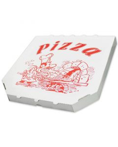 "Pizzadoos ""Treviso"", Vegetale - 32x32x3cm"