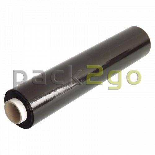 Palettenfolie PE - 50cm / 300m T23 schwarz zum Einstretchen