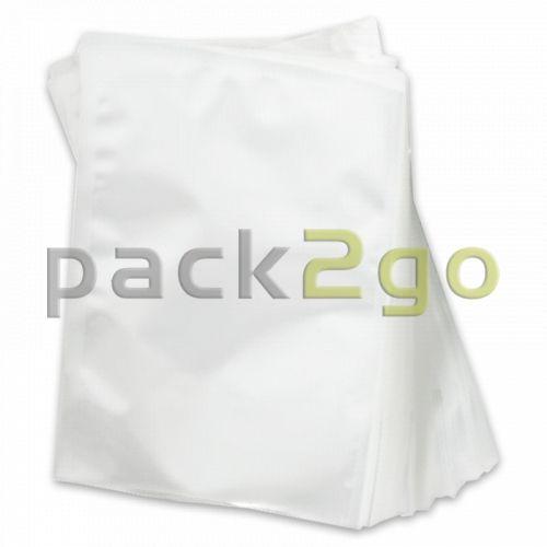 Siegelrandbeutel, Vakuumbeutel transparent - PA/PE 90my - 28x35cm