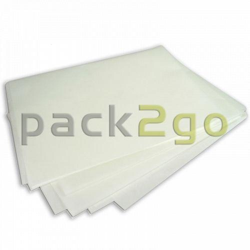 Backtrennpapier PROFI für Backbleche - Backpapier Zuschnitte weiß - 40x60cm