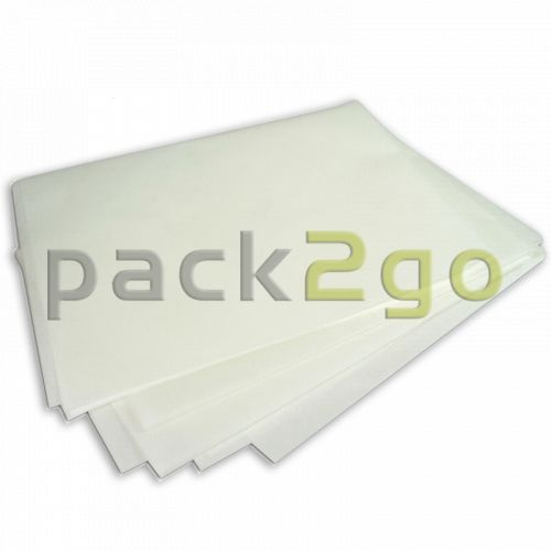 Einschlagpapier - Wachspapier 1/4 Bogen