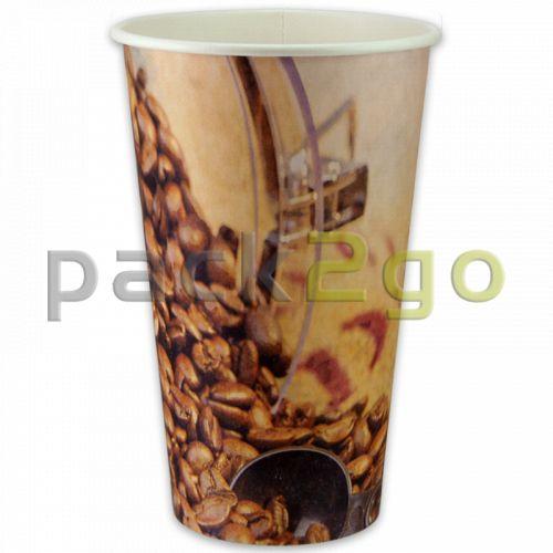 RESTPOSTEN - Kaffeebecher, Pappe, Coffee to go Becher