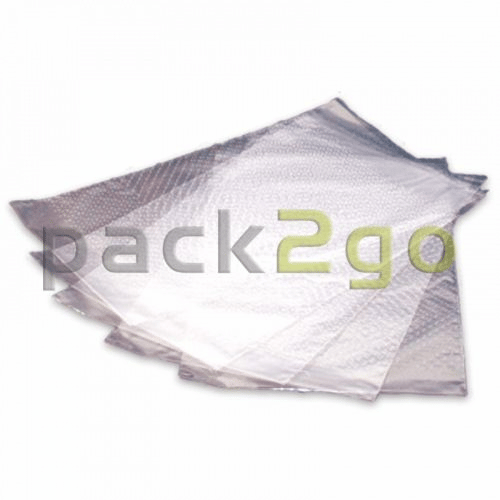 Sandwichbeutel, microperforierter, glasklarer PP-Beutel 160x250mm