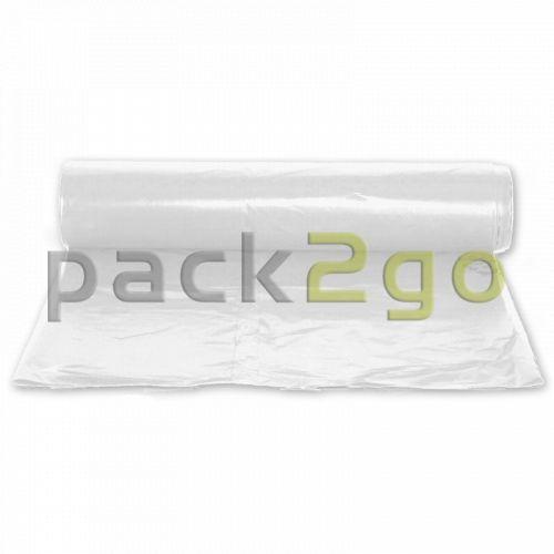 Müllsäcke LDPE 50l , 400x200x700mm, stark T60 - weiß