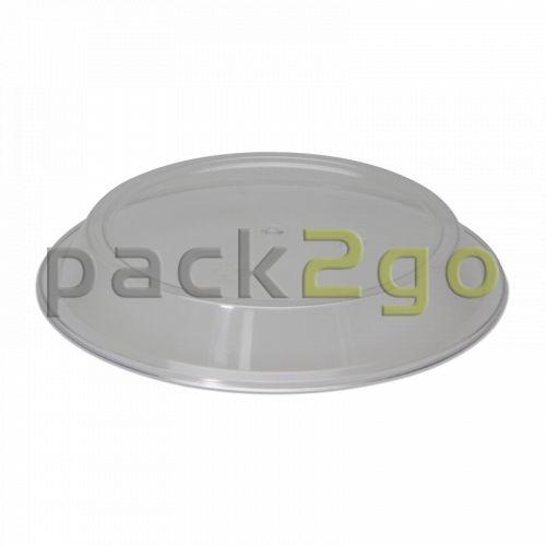Deckel für Eisbecher PS (Spritzguss), Dessertbecher, glasklar -  110mm