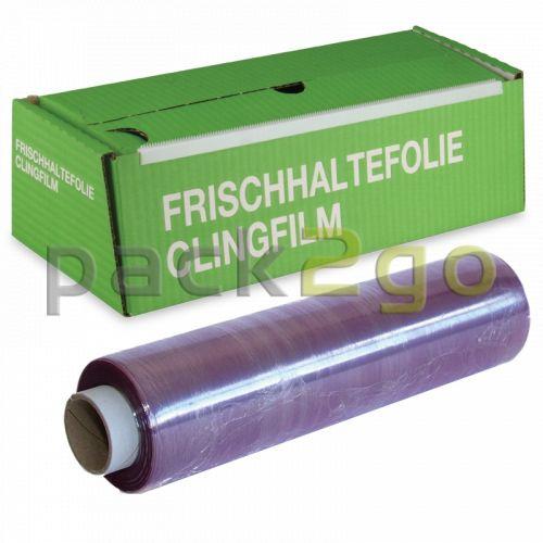 Frischhaltefolie - PVC, 45cm / 300m, in der Abriss-Box