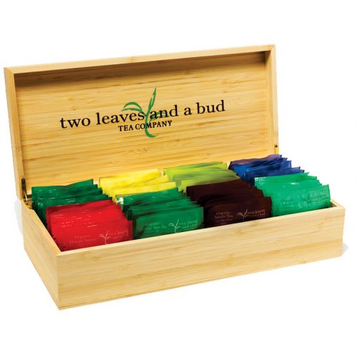 two leaves and a bud - Bamboo-Presentations-Box