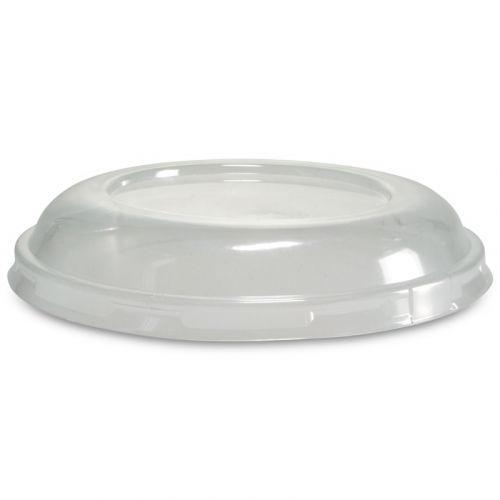Bolvormige deksel rond doorzichtig - voor saladebakje 610ml - OPS
