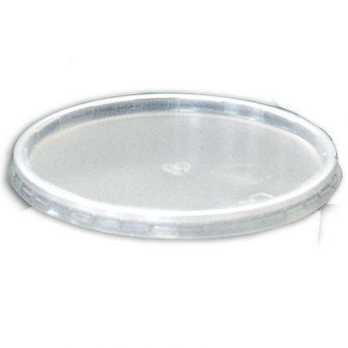 Deckel, transparent PP, für Feinkost-/Verpackungsbecher aus PP -  101mm