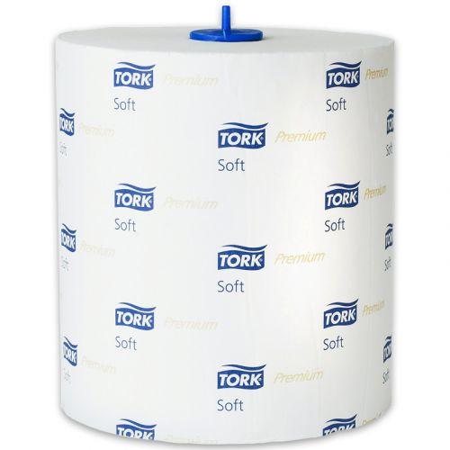 TORK handdoekrol Premium 2-laags, hoogwit TAD (''Through Air Dried