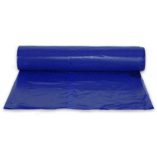 Müllsäcke LDPE 120l - 700x1100mm - ECO Top Qualität T60- blau