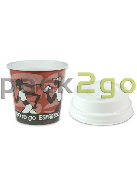 SPARSET - Coffee To Go Espressobecher