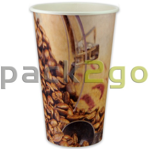 Kaffeebecher, Pappe, Coffee to go Becher