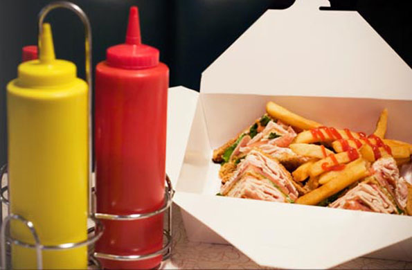 Snackbox, foodbox